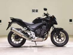 Honda CB 400F, 2013