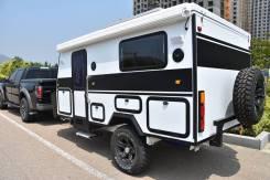 Прицеп дом на колёсах Off Road Caravan Trailer