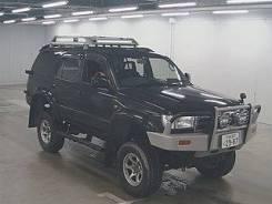 Кузов Toyota Hilux SURF KDN185W (1KD-FTV)