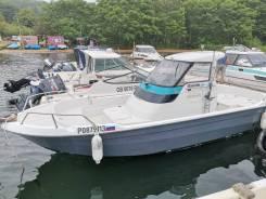 Продам катер Yanmar FX 24 DTZ