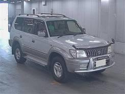 Кузов Toyota Land Cruiser Prado VZJ90 (5VZ-FE)