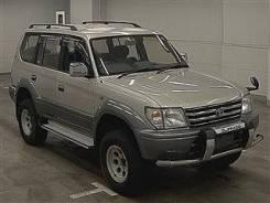 Кузов Toyota Land Cruiser Prado KZJ90 (1KZ-TE)