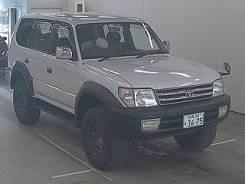 Кузов Toyota Land Cruiser Prado RZJ95 (3RZ-FE)