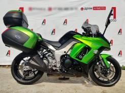 Kawasaki Ninja 1000, 2012