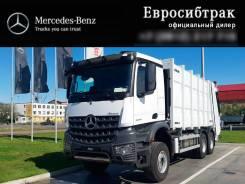 Mercedes-Benz Arocs, 2020