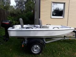 Лодка Кайман 300 с мотором Mercury 9,9 Light (9.8)