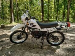 Yamaha DT50, 1993