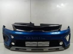 Бампер передний Kia Rio 4 X-Line [86511H0500]
