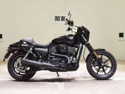 Harley-Davidson Street Rod, 2015
