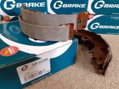 Японские тормозные колодки G-Brake GS-02288. Замена!