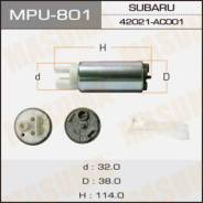 "Бензонасос, топливный насос ""Masuma"" Subaru MPU801 V=1800-2000 (40004)"