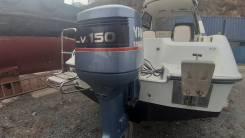 Лодочный мотор Yamaha 150 2t