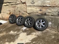 Комплект колёс для Камри 215/60/16 на оригинальном литье