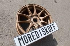 More_Diskoff* Bronze* Стильные Work CR-Kai R16 5х114.3 *Отправка