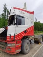 ПТС рама Scania R580 тягач 6х4 2013год