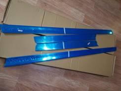 Молдинги на двери Nissan X-Trail 2013-19гг