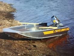 Лодка Вельбот-33.