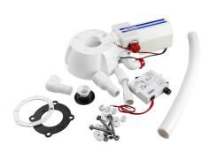 Комплект для переделки ручного унитаза в электрический, новое основание, 12В TMC42996612