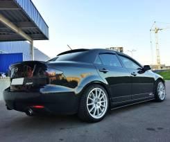 """Спойлер """"Ducktail MPS style"""" на багажник Mazda 6 (Мазда 6) 2002-2008г"""