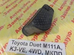 Подставка под ногу Toyota Duet Toyota Duet 2002