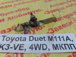 Замок лючка топливного бака Toyota Duet Toyota Duet