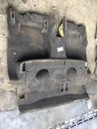 Покрытие напольное ковролин задняя часть для Volkswagen Touareg II [арт. 515494]