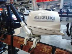 Мотор лодочный Suzuki DF6AS, белый