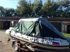 Идеальное сочетание (лодка 4.2м+мотор 30л. с. )