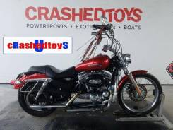 Harley-Davidson Sportster 1200 Custom XL1200C 31172, 2008