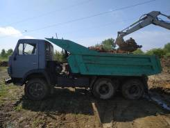 КамАЗ Самосвал 10 тонн, 6 кубов