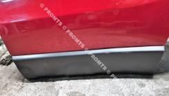 Накладка двери задней левой Honda CR-V III (RE)
