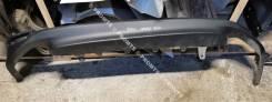 Бампер задний (юбка) Toyota Camry (XV70)