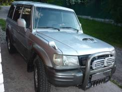 Hyundai Galloper, 2000
