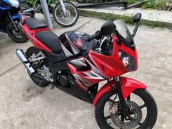 Honda CBR 150R, 2006