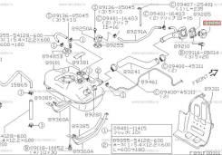 Пробка бензобака Suzuki Escudo TL52W 58.000км. Отправка в регионы!