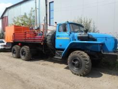 Подаёться Урал 4320 ЦА-320