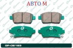 Продам колодки тормозные GP-02183 G-Brake (PF-1472)Япония