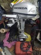Лодочный мотор хонда 5л