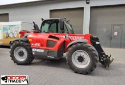 Manitou MLT 741, 2011
