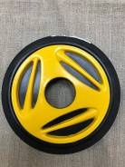 Каток 165мм с/х R0165G/E22 Yellow Канада (Тайга , BRP)под подш 6205