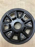 Каток 165мм с/х R0165M/R4 Black PE-UHMK Канада (BRP) под подш 6004