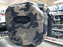 Универсальная двойная сумка на руль для снегоходов BRP