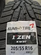 Kumho I'Zen KW31 MADE IN KOREA, 205/55R16