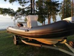 Продаю лодку РИБ Baltic boats