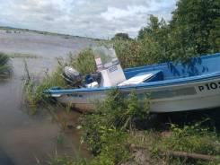 Продам отличную лодку с мотором