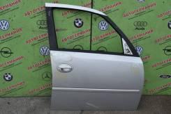 Дверь передняя правая Opel Meriva A (03-10г) голое железо