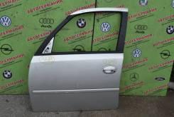 Дверь передняя левая Opel Meriva A (03-10г) голое железо