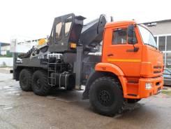 Автовышка NOVAS-350 на шасси КамАЗ-43118 (6 х 6), 2020