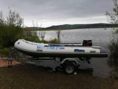 Лодка RIB Stormline