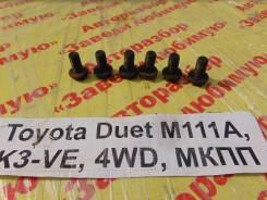 Болт маховика Toyota Duet Toyota Duet